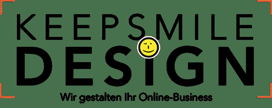 Logo Keepsmile Design Castrop-Rauxel bei Dortmund NRW