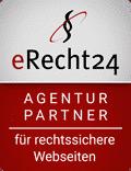 Keepsmile Design ist Premium Agenturpartner bei eRecht24