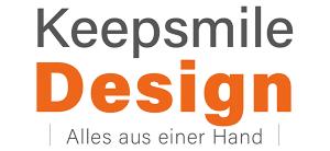 Logo Keepsmile Design, Castrop-Rauxel, Ruhrgebiet