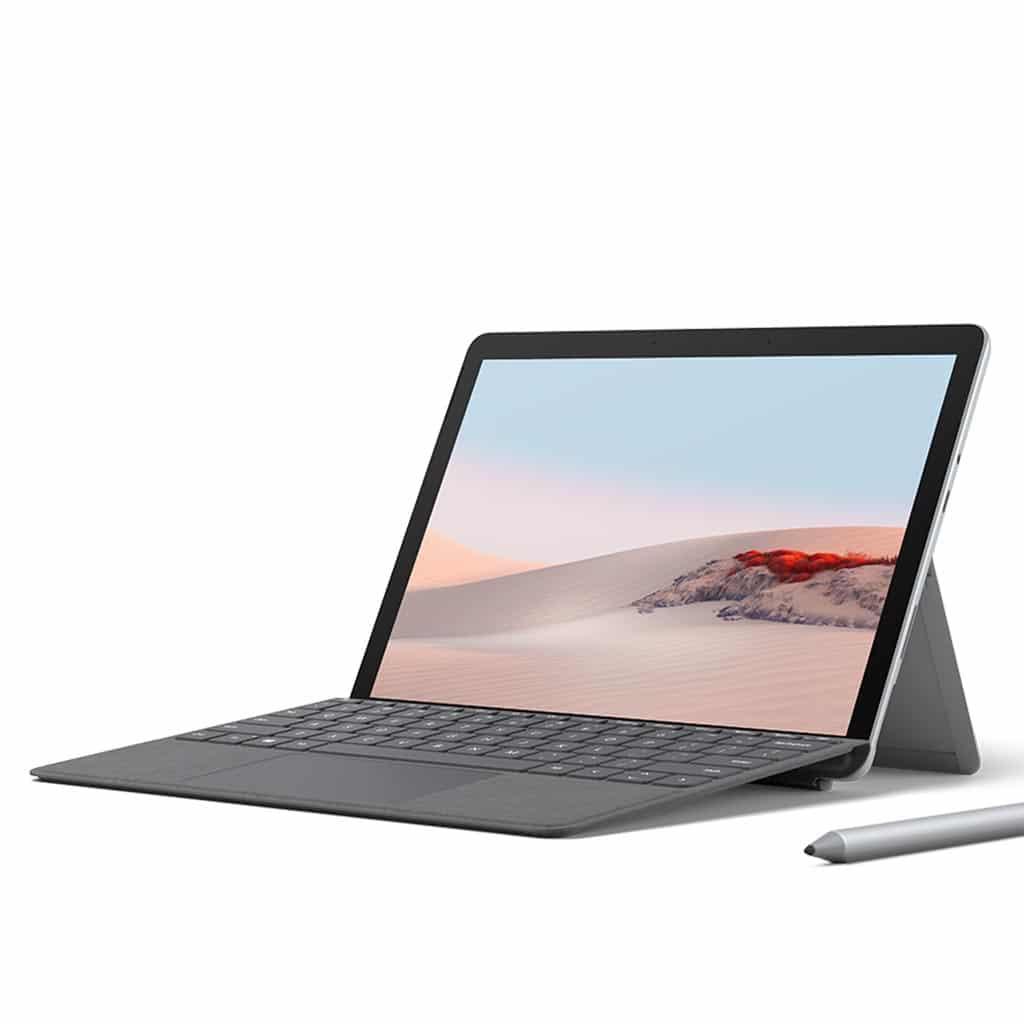 Microsoft Surface Go 2 bei Keepsmile Design, Castrop-Rauxel (Ruhrgebiet)