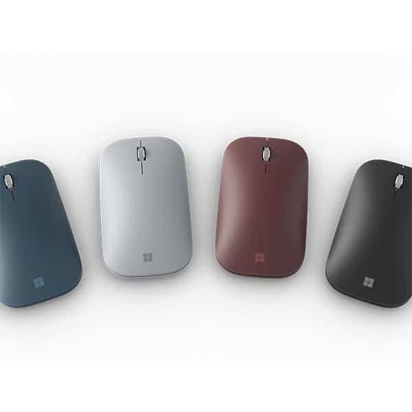 Computer-Mäuse für Surface-Geräten gibt es in unterschiedlichen Farben bei Keepsmile Design, Castrop-Rauxel