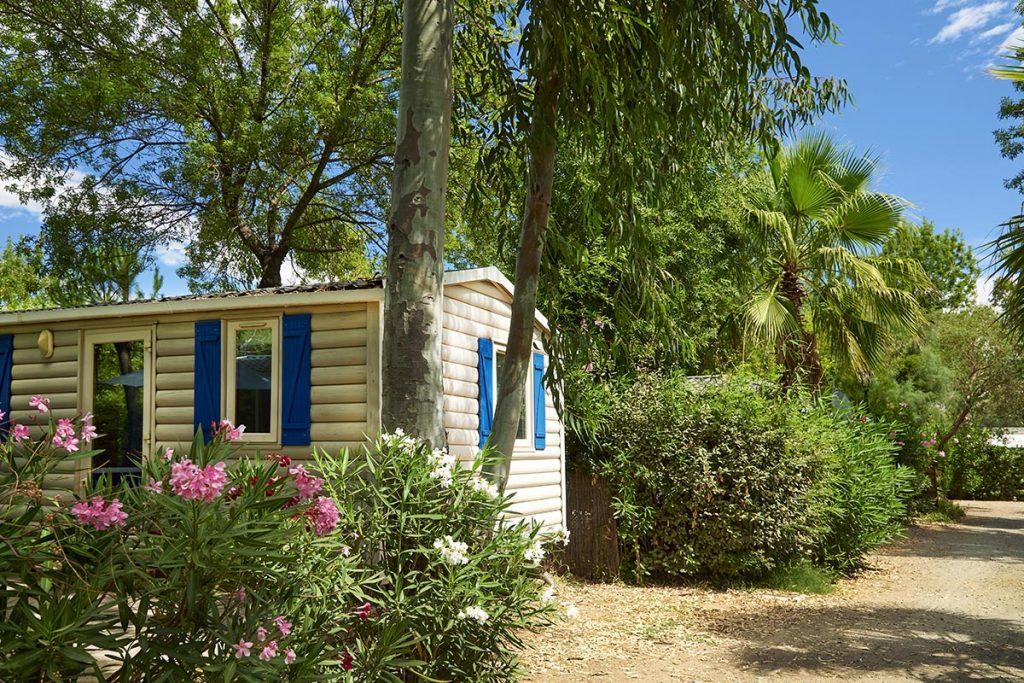 Mobilheim auf Campingplatz - Website-Angebot von Keepsmile Design, Castrop-Rauxel