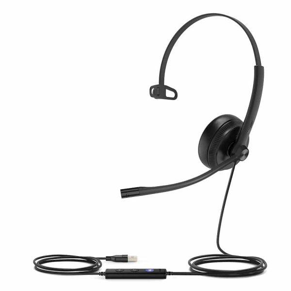 Headset von Yealink UH34-Mono - Beratung und Verkauf bei Keepsmile Design, Castrop-Rauxel