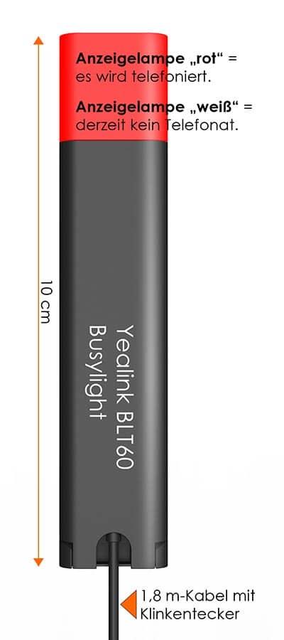 Yealink BLT60 Busylight für Headsets bei Keepsmile Design, Castrop-Rauxel