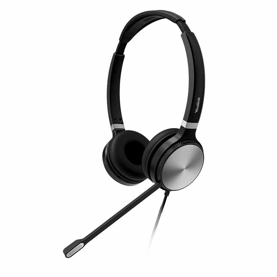 Headset UH36 Dual von Yealink - Beratung und Verkauf bei Keepsmile Design