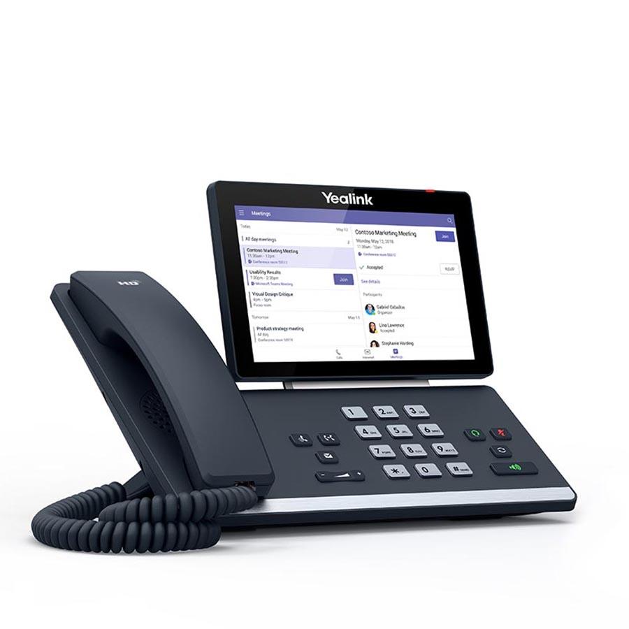 IP-Telefon T58A von Yealink für Microsoft Teams bei Keepsmile Design