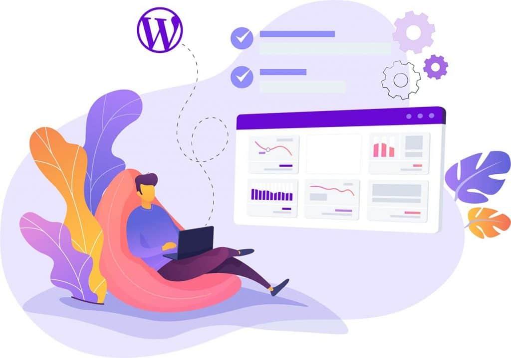 Webdesign mit WordPress durch Keepsmile Design, Castrop-Rauxel